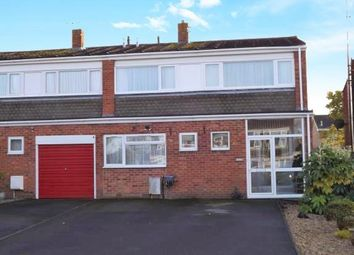 Thumbnail 4 bed semi-detached house for sale in Durham Road, Charfield, South Gloucestershire, N/A
