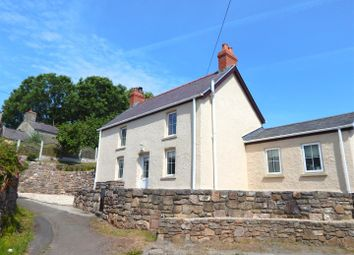 Thumbnail 2 bed cottage for sale in Llanmadoc, Swansea