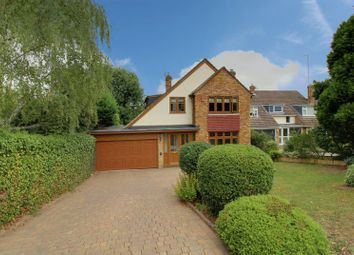 Thumbnail 4 bed detached house for sale in Farm Close, Cuffley, Potters Bar