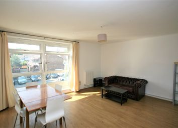 Thumbnail 3 bed flat to rent in Arnal Crescent, London