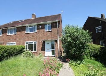 Thumbnail 3 bed semi-detached house to rent in Rotherham Avenue, Luton