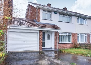 Thumbnail 3 bed semi-detached house for sale in Seventree Road, Derry / Londonderry