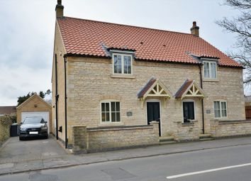 Thumbnail 3 bed semi-detached house for sale in Lower High Street, Waddington, Lincoln