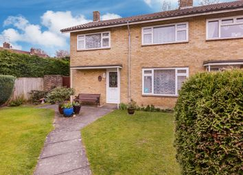 Thumbnail 3 bed end terrace house for sale in Rillside, Crawley