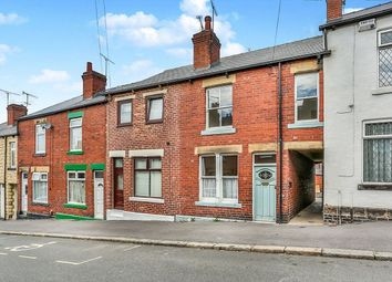 2 bed terraced house to rent in Haughton Road, Sheffield S8