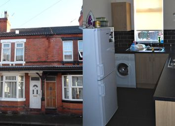 Thumbnail 3 bed terraced house for sale in Beechfield Road, Doncaster