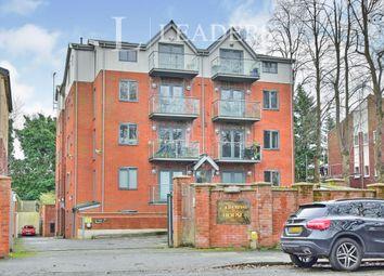 Thumbnail 3 bedroom flat to rent in Carlton House, Upper Chorlton Road, Manchester