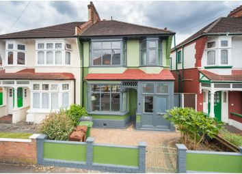 Thumbnail 3 bedroom semi-detached house for sale in Nottingham Road, London