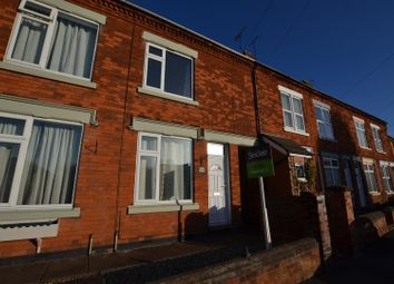 Thumbnail 2 bed terraced house for sale in Barrow Road, Sileby, Leicestershire