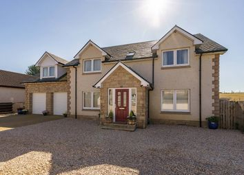 Thumbnail 5 bed detached house for sale in Burnvale, East Burnside Village, Broxburn, West Lothian