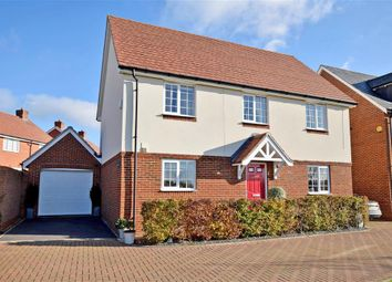 4 bed detached house for sale in Limestone Way, Maresfield, East Sussex TN22