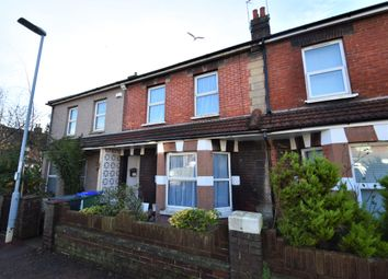 3 bed terraced house to rent in Seaford Road, Eastbourne BN22