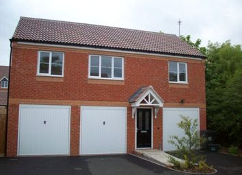 Thumbnail 2 bed detached house to rent in Barr Road, Syston, Leicester, Leicestershire