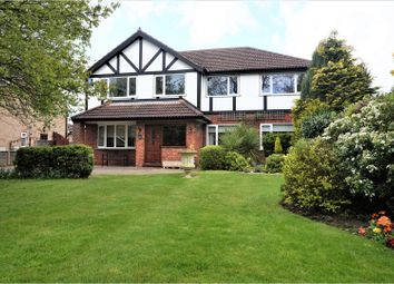 Thumbnail 4 bed detached house for sale in Grove Lane, Waltham