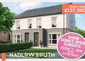 Thumbnail 3 bedroom semi-detached house for sale in Hadlow, High Bangor Road, Donaghadee