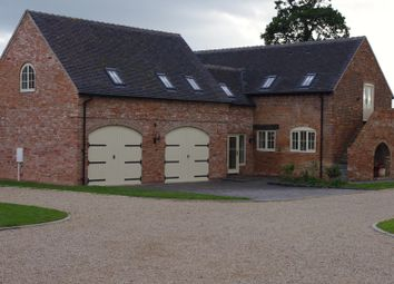 Thumbnail 5 bed barn conversion for sale in Abbots Bromley, Abbots Bromley