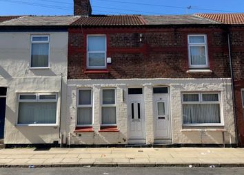 Thumbnail 3 bed town house for sale in Dewsbury Road, Anfield, Liverpool