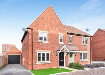 Thumbnail 3 bed semi-detached house to rent in Great Western Park, Didcot