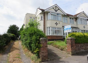 Thumbnail 4 bed semi-detached house to rent in Hill Bank Road, Birmingham