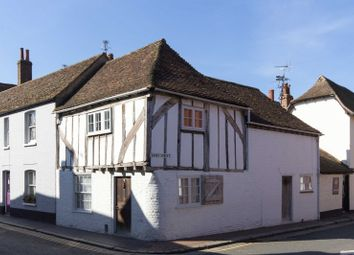 3 bed end terrace house for sale in High Street, Sandwich CT13