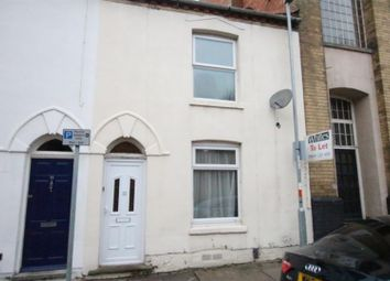 Thumbnail 2 bed terraced house to rent in Palmerston Road, Abington, Northampton