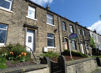 Thumbnail 3 bedroom terraced house to rent in Lowergate, Paddock, Huddersfield