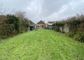 Thumbnail 2 bed bungalow for sale in Oldfield Road, Eastbourne, East Sussex