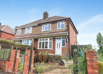 Thumbnail 3 bedroom semi-detached house for sale in The Knoll, Mansfield, Nottinghamshire