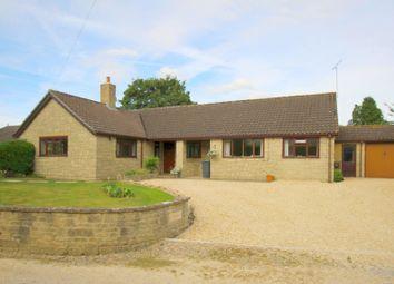 Thumbnail 4 bed detached bungalow for sale in Barrett Lane, Sutton Benger, Chippenham