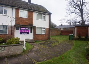 Thumbnail 3 bedroom end terrace house for sale in Beechwood Close, Liverpool