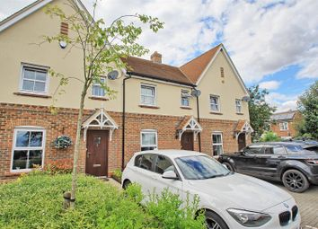 Thumbnail 3 bed terraced house for sale in Hempstalls Close, Hunsdon, Ware