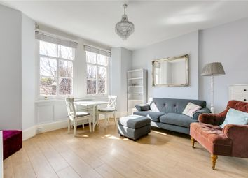 Thumbnail 1 bed flat to rent in Cross Street, London