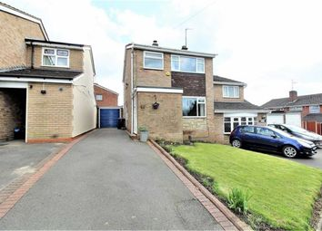 Thumbnail 3 bedroom semi-detached house for sale in Northway, Sedgley, Dudley