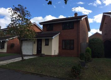 Thumbnail 3 bed detached house to rent in Olympus Close, Millisons Wood