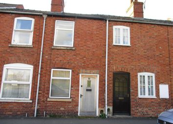 Thumbnail 2 bed terraced house to rent in Eastgate, Sleaford