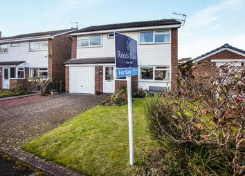Thumbnail 4 bed detached house for sale in Eden Mount Way, Carnforth