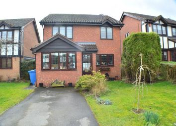 Thumbnail 3 bed detached house for sale in Hazel Drive, Armitage, Near Lichfield, Staffordshire