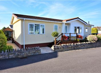 Thumbnail 2 bed mobile/park home for sale in Rockhill Estate, Keynsham