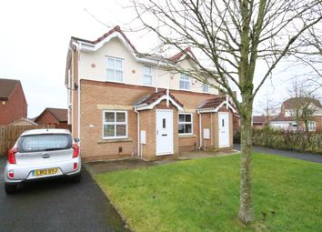 Thumbnail 2 bed semi-detached house to rent in Somersby Close, Walton-Le-Dale, Preston