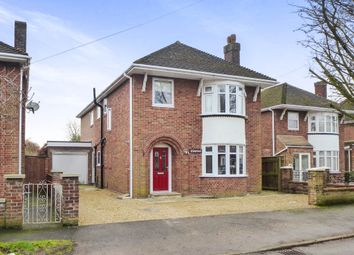 Thumbnail 5 bedroom detached house for sale in Second Avenue, Wisbech