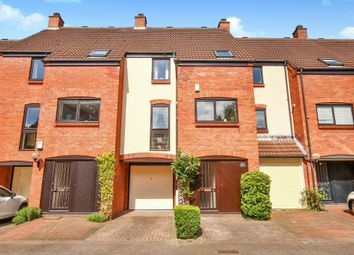 Thumbnail 3 bedroom town house for sale in Robert Gybson Way, Norwich