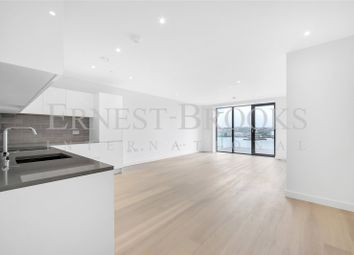 Thumbnail 1 bed flat for sale in John Cabot House, Royal Wharf, Royal Victoria Docks