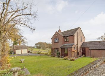 Thumbnail 3 bed detached house for sale in Harper Hill, Wingerworth, Chesterfield