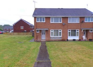 Thumbnail 3 bed semi-detached house for sale in Llwyni Drive, Connah's Quay, Deeside, Flintshire