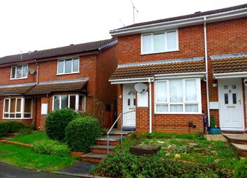 Thumbnail 2 bed end terrace house to rent in Hurst Close, Chandler's Ford, Eastleigh