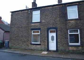 Thumbnail 1 bedroom end terrace house for sale in 2 Travis Street, Newhey, Rochdale