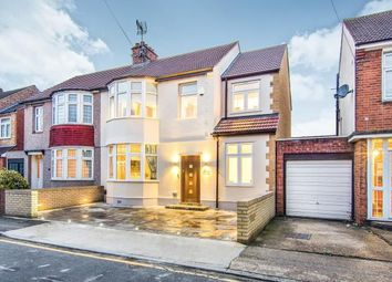 Thumbnail 5 bedroom semi-detached house for sale in Romford, Havering, United Kingdom