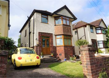 Thumbnail 3 bed detached house for sale in Stelvio Park Drive, Newport