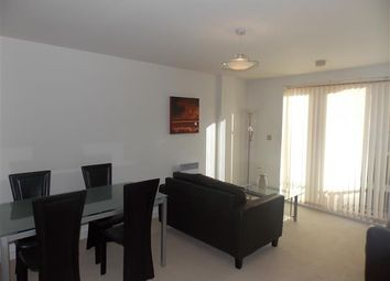 Thumbnail 1 bed flat to rent in Barton Place, Green Quarter, Manchester