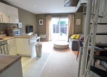 Thumbnail 1 bed terraced house to rent in Somerset Close, Hersham, Walton-On-Thames, Surrey